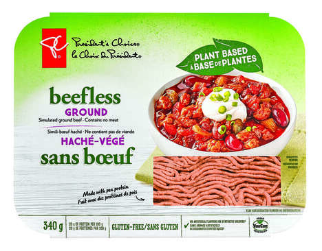 Private Label Plant-Based Collections