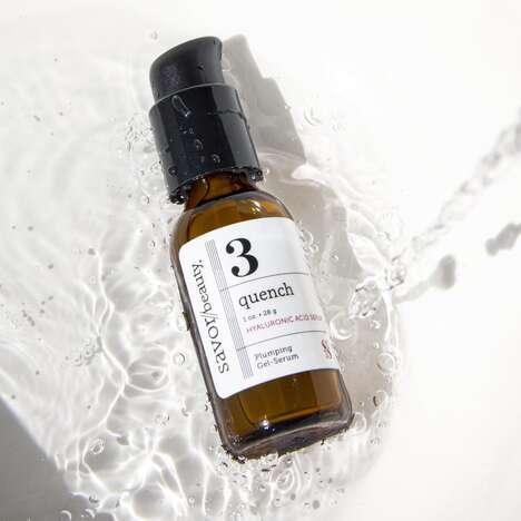 Replenishing Hyaluronic Acid Serums