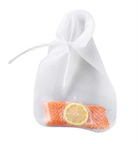 Reusable Sous-Vide Bags