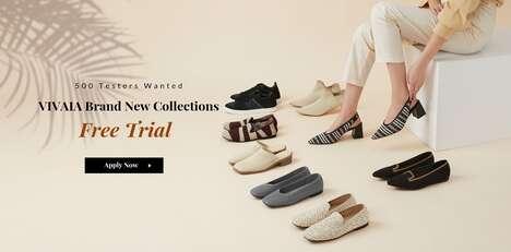 Sustainable Footwear Trials