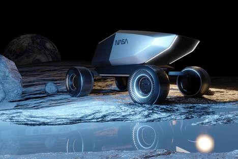 Lunar Surface Exploration Vehicles