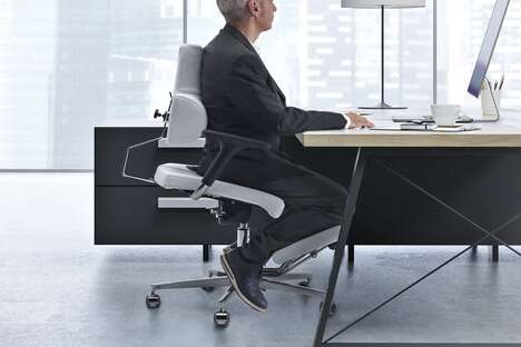Ergonomic Shapeshifting Seating Solutions
