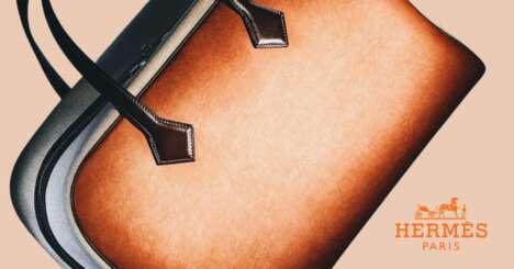 Luxury Mushroom Leather Bags