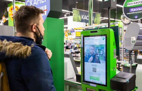 Contactless Self-Checkouts