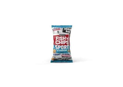 Sports Season Snack Chips