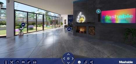 Shoppable Digital Homes