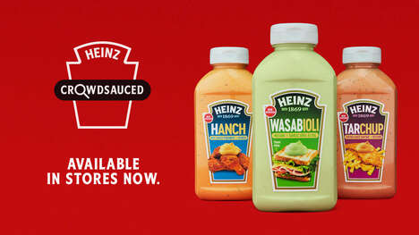 Crowdsourced Hybrid Condiments