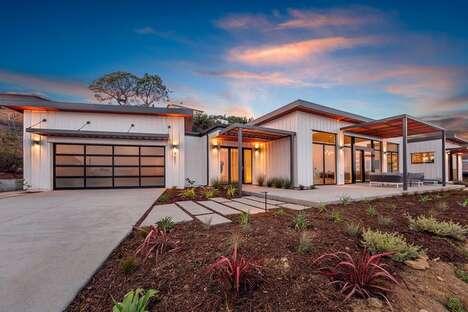Self-Sustaining Prefabricated Homes
