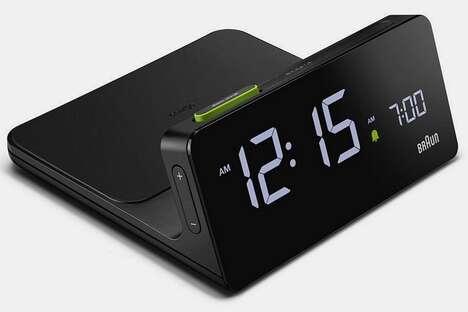 Modernized Travel Alarm Clocks