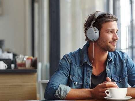 Ambient Audio Monitoring Headphones