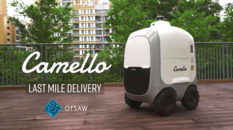 Delivery Disinfection Robots
