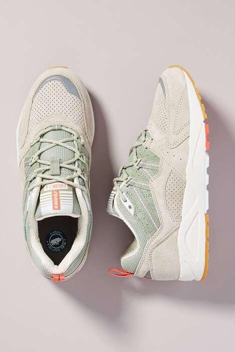 Minimal Tonal Chunky Sneakers