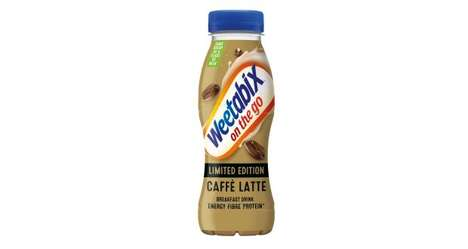 Coffee-Flavored Breakfast Drinks