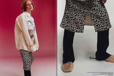 Socially Bending Fall Fashion