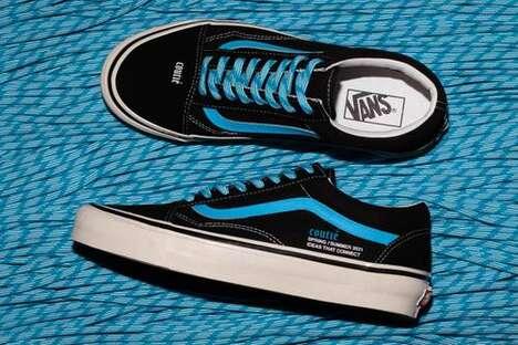 Custom Tonal Skate Sneakers