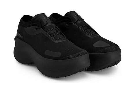 Monochromatic Bespoke Chunky Footwear