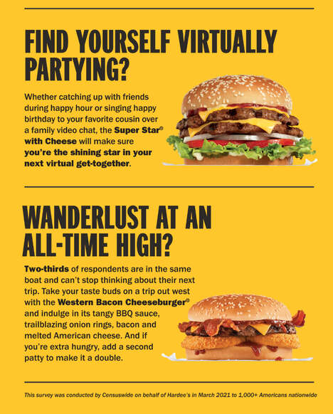 Lifestyle Burger Matchmakers