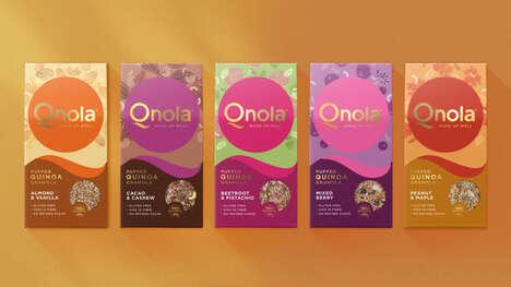 Quinoa-Based Granolas