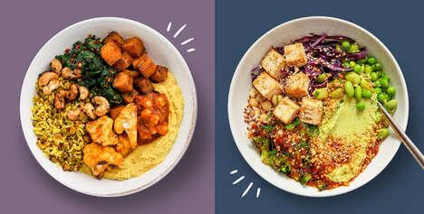 DTC Healthy Vegan Meals