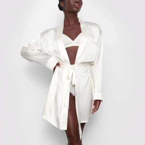 Silk Bridal Robes