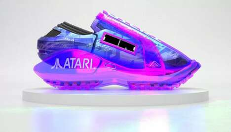 Blockchain-Based Virtual Sneakers