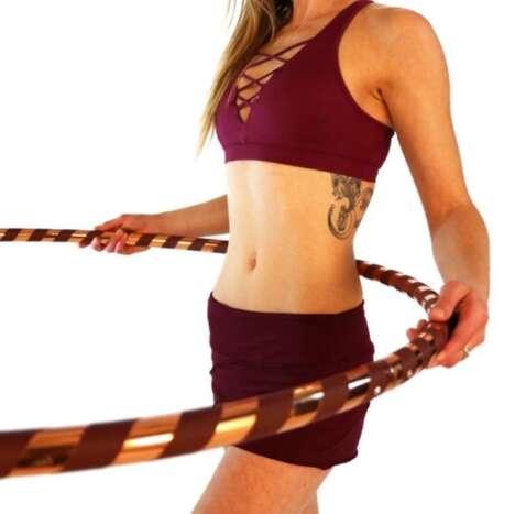 Optimal Weighted Hoops