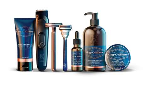 Accessible High-End Grooming Products