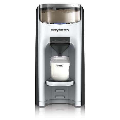 Portion-Size Formula Dispensers