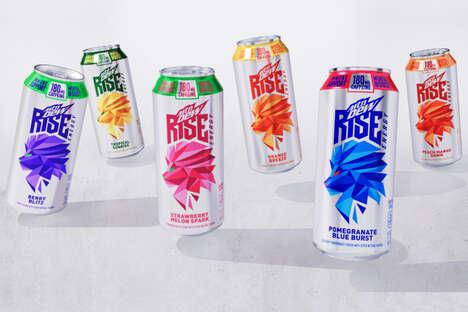 Soda-Inspired Energy Drinks