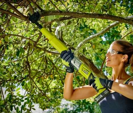 Cordless Branch Pruning Tools