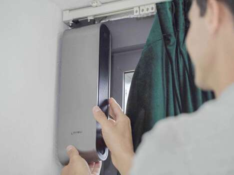 Connected Curtain Control Systems