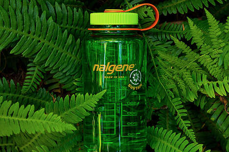 Recycled Material Water Bottles