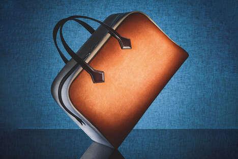 Luxury Mushroom-Made Handbags