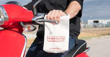 Taco Chain Ghost Kitchen Partnerships