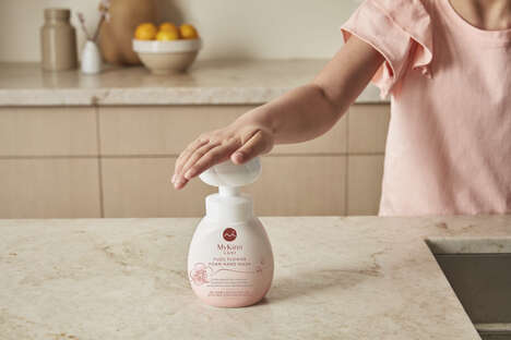 Blossoming Foam Hand Soaps
