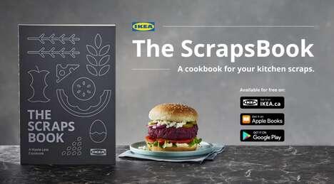Food Scrap Cookbooks
