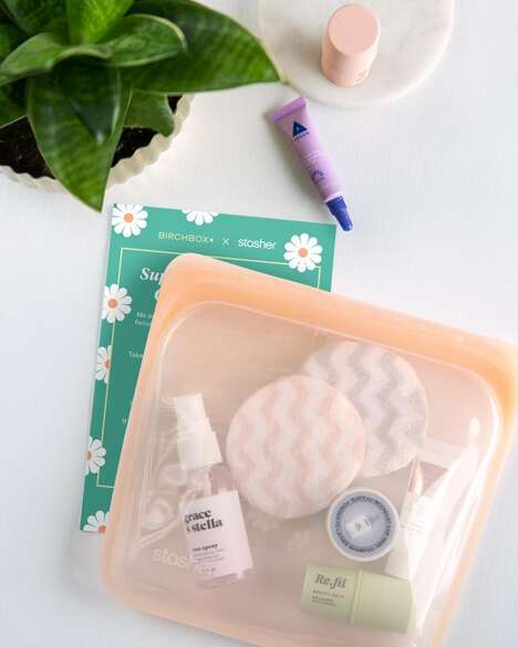 Eco-Friendly Beauty Subscriptions