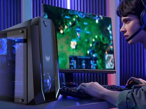 eSports-Ready PC Systems