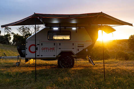 Transforming Camping Trailers