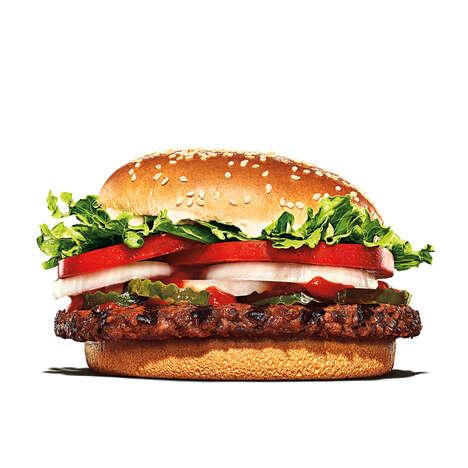 Plant-Based QSR Burger Expansions