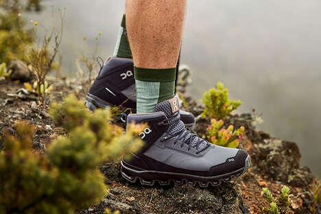 Precision-Engineered Hiking Boots