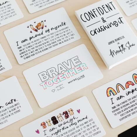 Confidence-Boosting Affirmation Cards