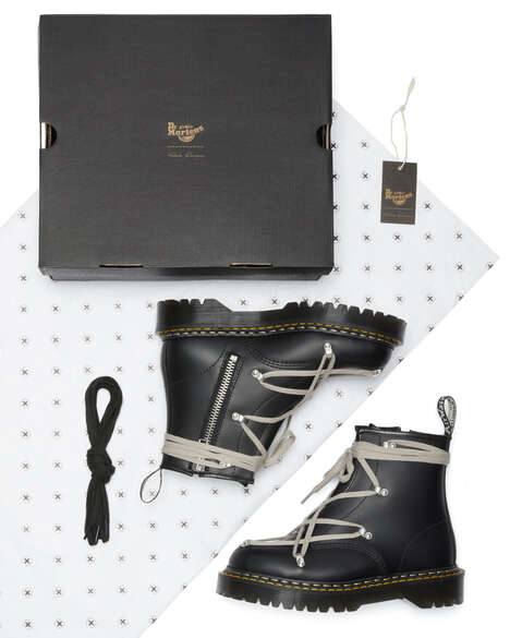 Avant Garde Dramatic Boots