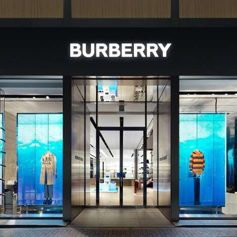 Virtual Luxury Fashion Flagships