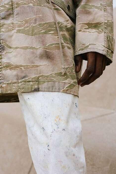 Hand-Detailed Urban Spring Fashion
