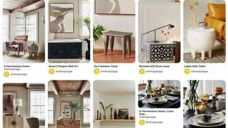 Pinboard Furniture Catalogs