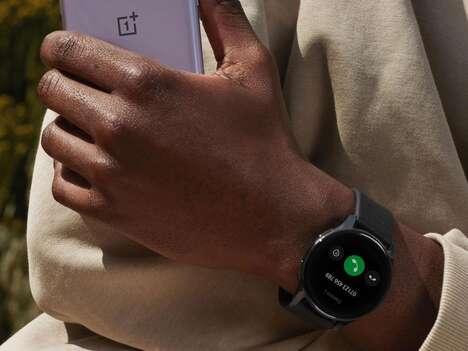 Precision Workout Smartwatches