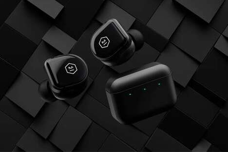 Noise Cancelling Wireless Earbuds