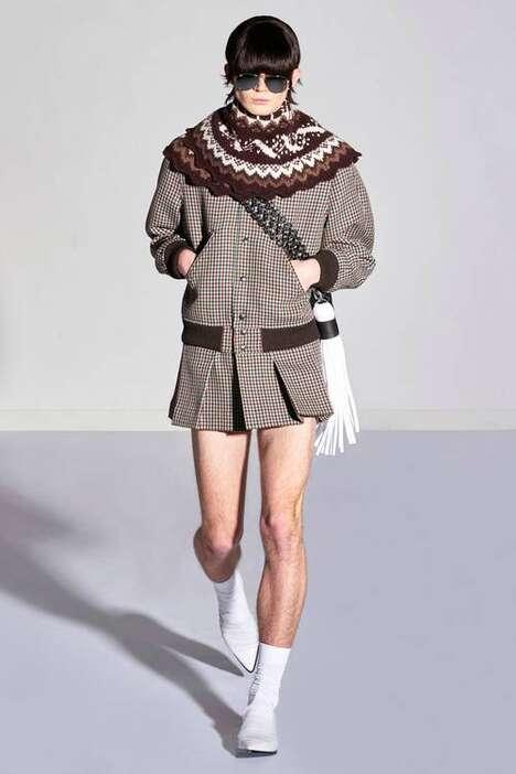 Contemporary Fall Heritage Menswear
