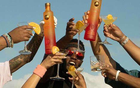 Rapper-Approved Summertime Vodkas